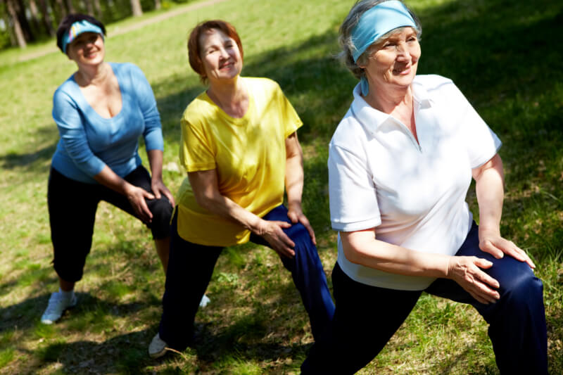 How to Stay Healthy as a Senior Citizen