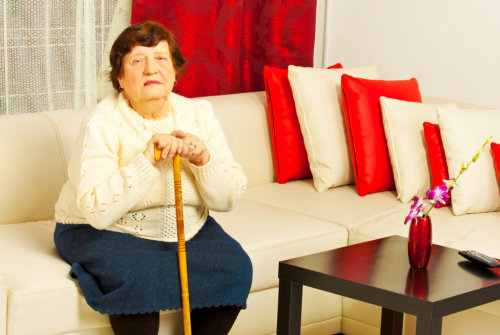 Dealing with Depression of Seniors