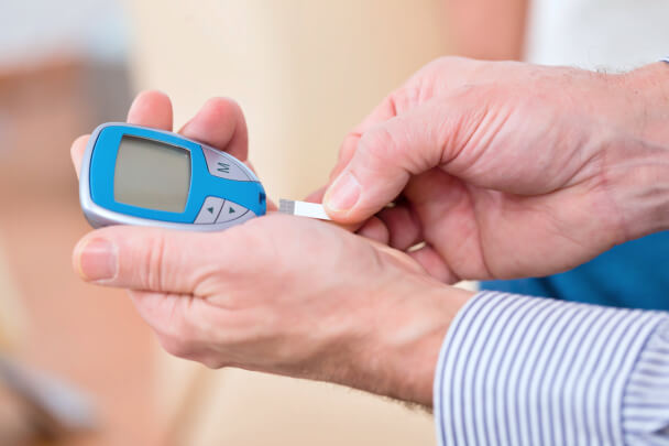 Keeping Your Diabetes Under Control in Your Golden Years