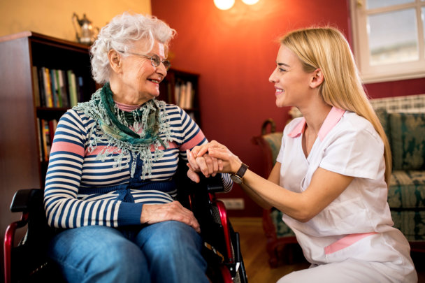 Finding the Best Home Health Services for Your Aging Loved One