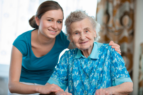 Finding Compassionate Care for Your Elderly One