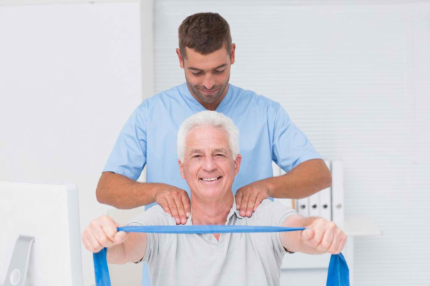 Occupational Therapy for the Elderly